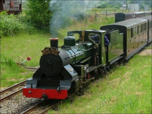 The Bure Valley Railway