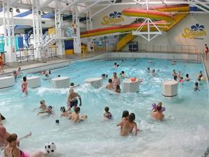 Splash Leisure Centre Pool