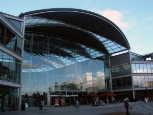 The Forum in Norwich
