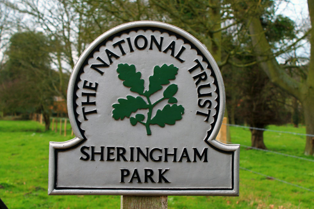 The Prairie Cottage Sheringham Sheringham Park