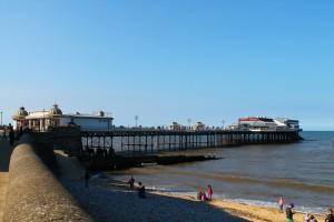 Cromer Beach and Pier